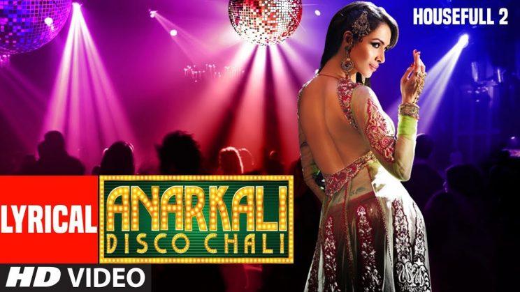 Anarkali Disco Chali