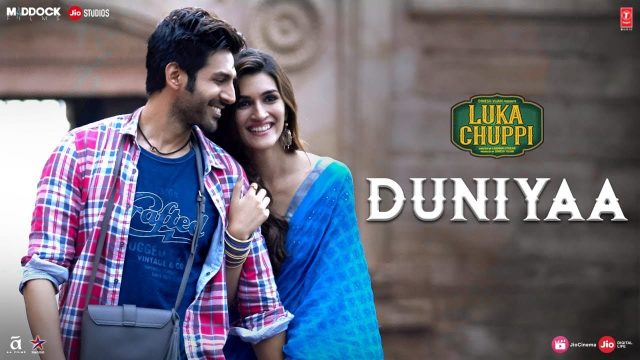 Duniya Song Lyrics Hindi – Luka Chuppi | Akhil, Dhvani Bhanushali