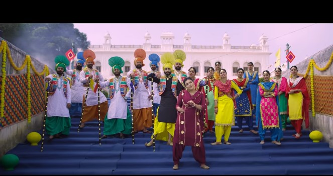Patiala Song Lyrics Hindi Anmol Gagan Maan