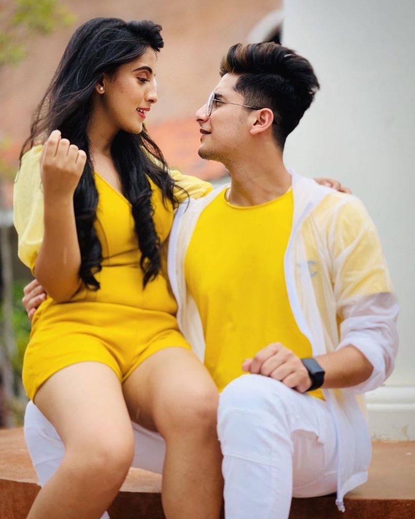 Bhavin Bhanushali Sameeksha Sud