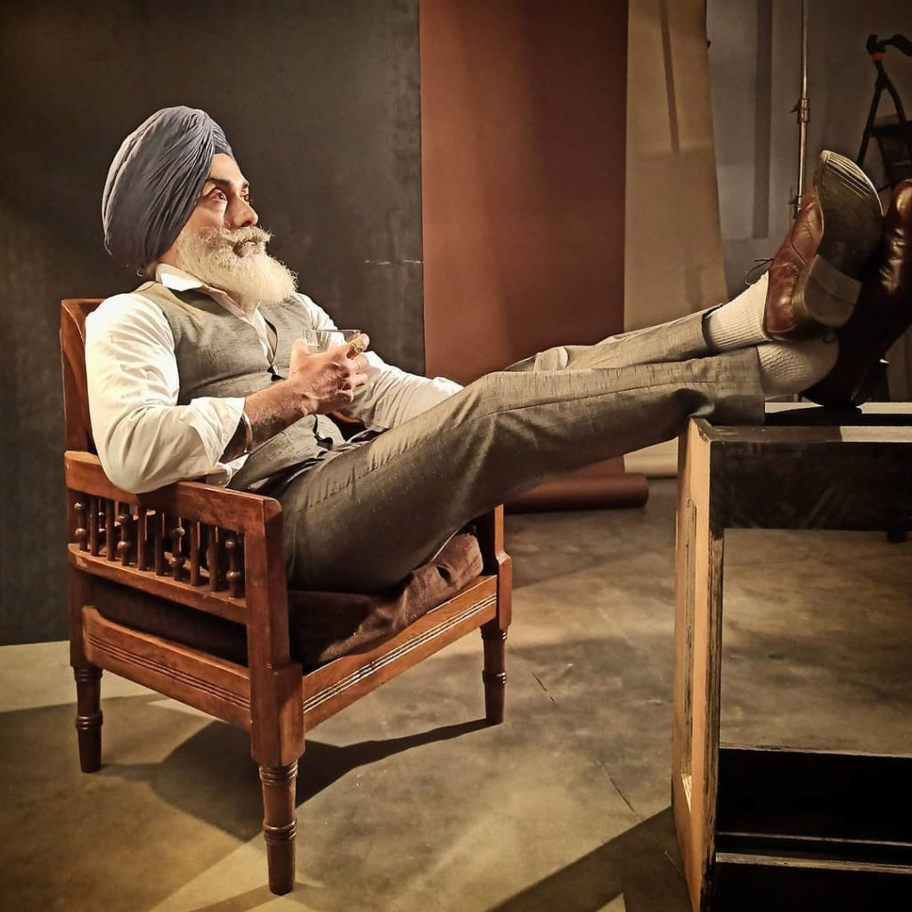 Jagjit Singh Sabharwal from Photoshoot