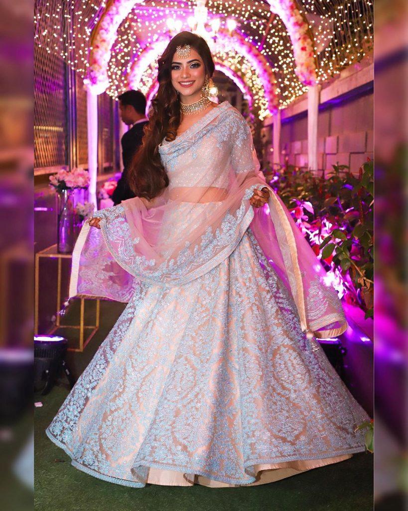 nagma mirajkar tik tok star biography hot wedding dress 1