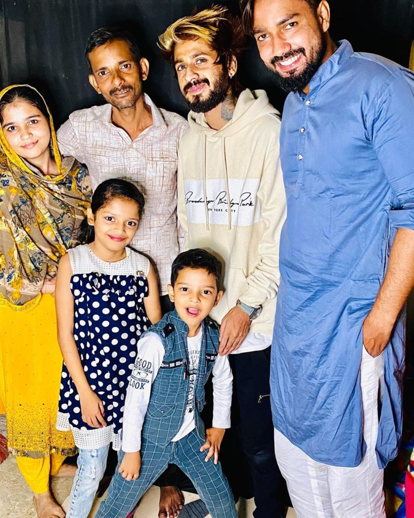 sadim khan tik tok star biography family