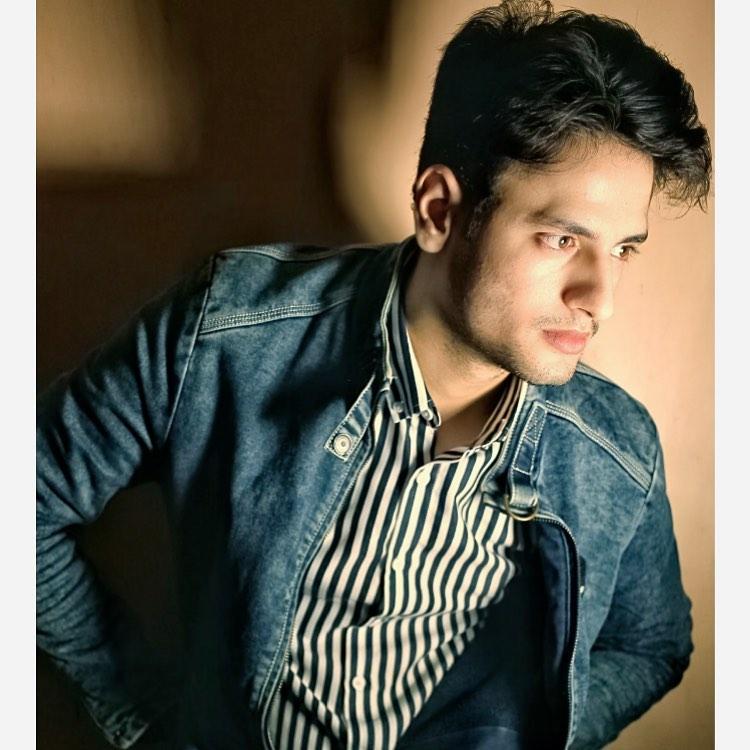 Toofan Singh Posing in Denim