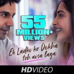 Ek Ladki Ko Dekha song lyrics hindi