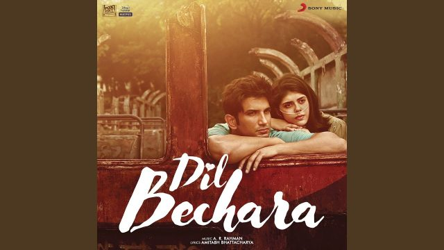 Main Tumhara Song Lyrics in Hindi