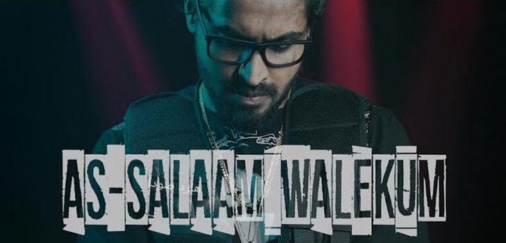 As-Salaam Walekum