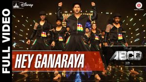 Hey Ganaraya Song Lyrics Hindi