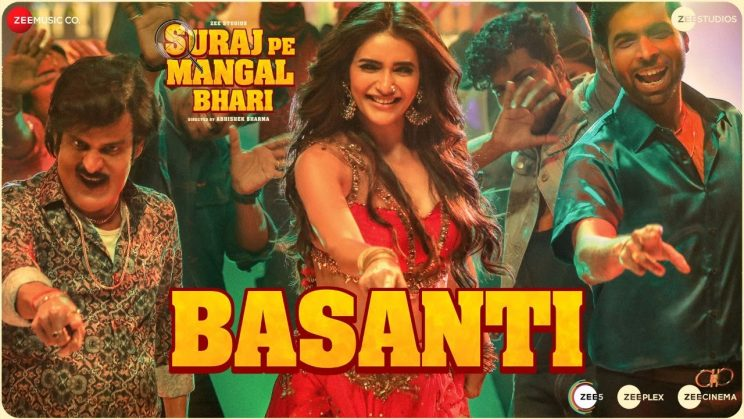 basanti-aaj-kutton-lyrics