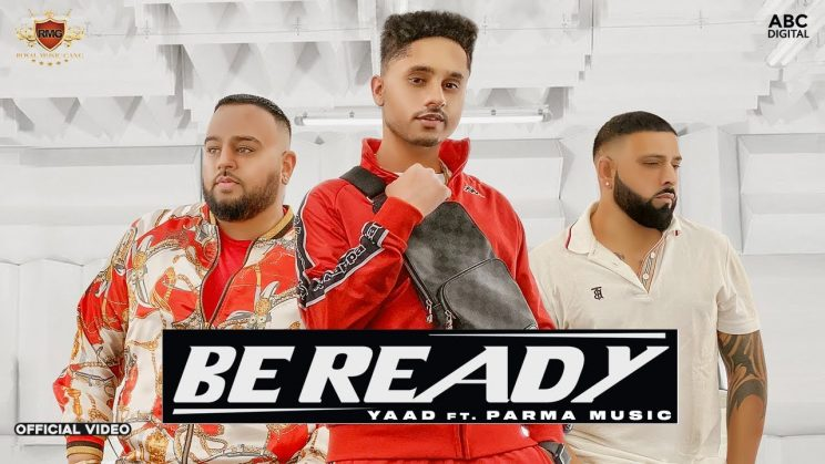 be ready lyrics