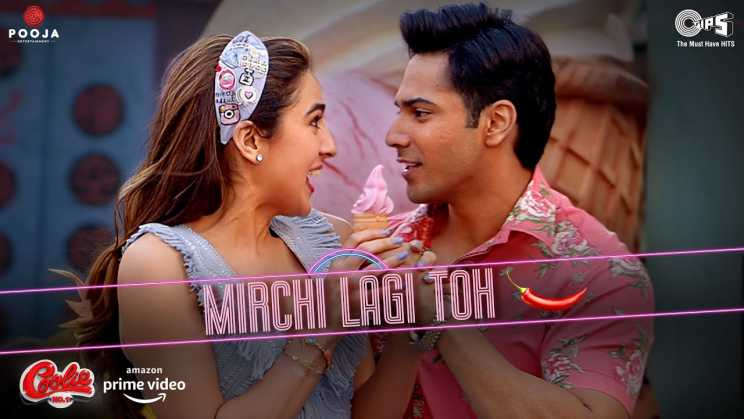 मिर्ची लगी तो लिरिक्स - Mirchi Lagi To Lyrics