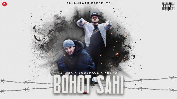 Bohot Sahi Lyrics