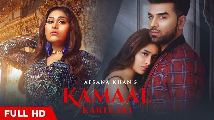 Kamaal Karte Ho Lyrics