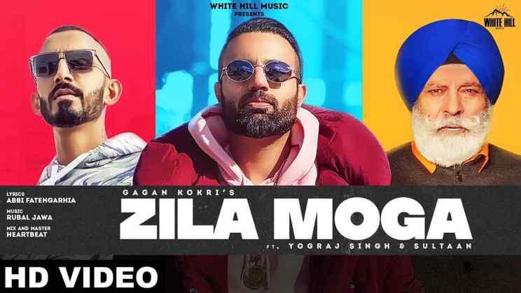 Zila Moga lyrics