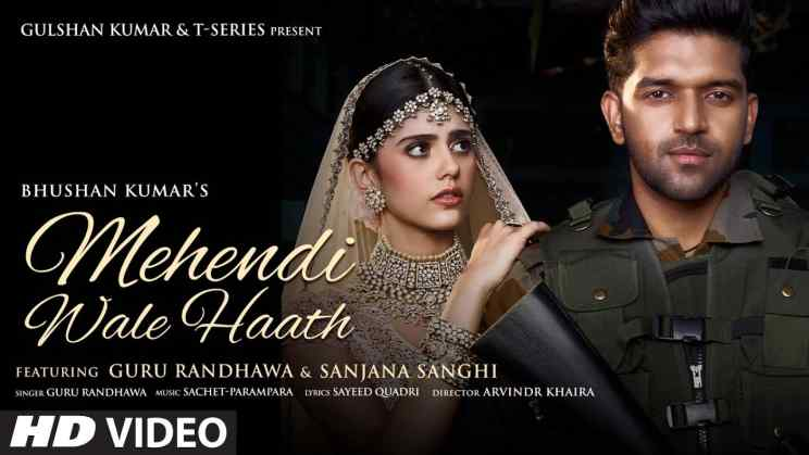 MEHENDI WALE HAATH lyrics