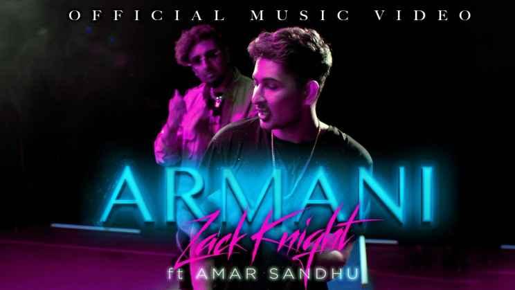Armani Lyrics