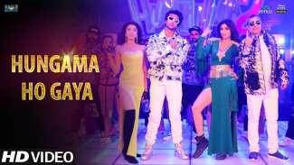 Hungama Ho Gaya Lyrics