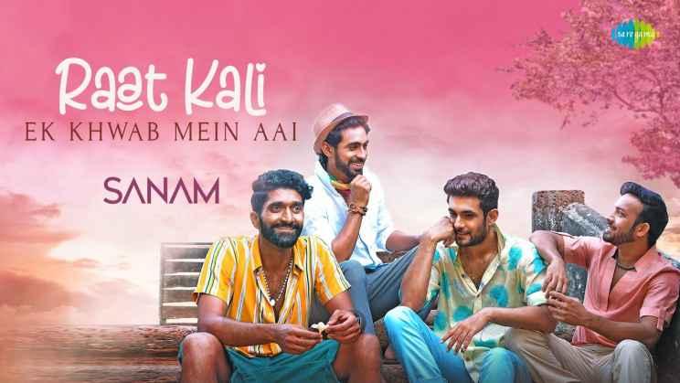 Raat Kali Ek Khwaab Mein Aai lyrics