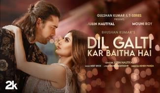 Dil Galti Kar Baitha Hai Lyrics in Hindi
